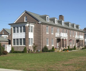 Officer Housing - North Post