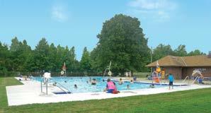 Ft Rec Center pool